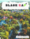 Black Rap Vol 1 Issue 1 Cover art