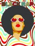 Black Rap Vol 1 Issue 2 Cover Art